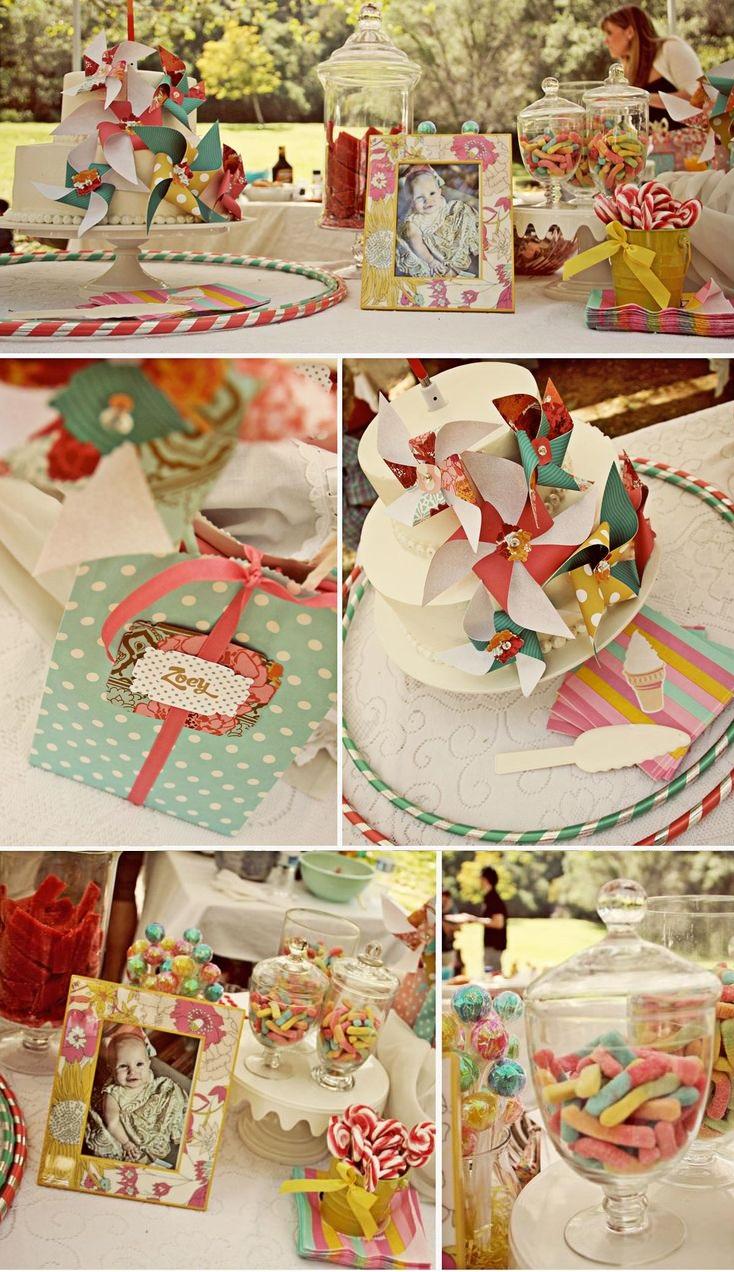 Enfeites de Mesa para Festa Infantil 12