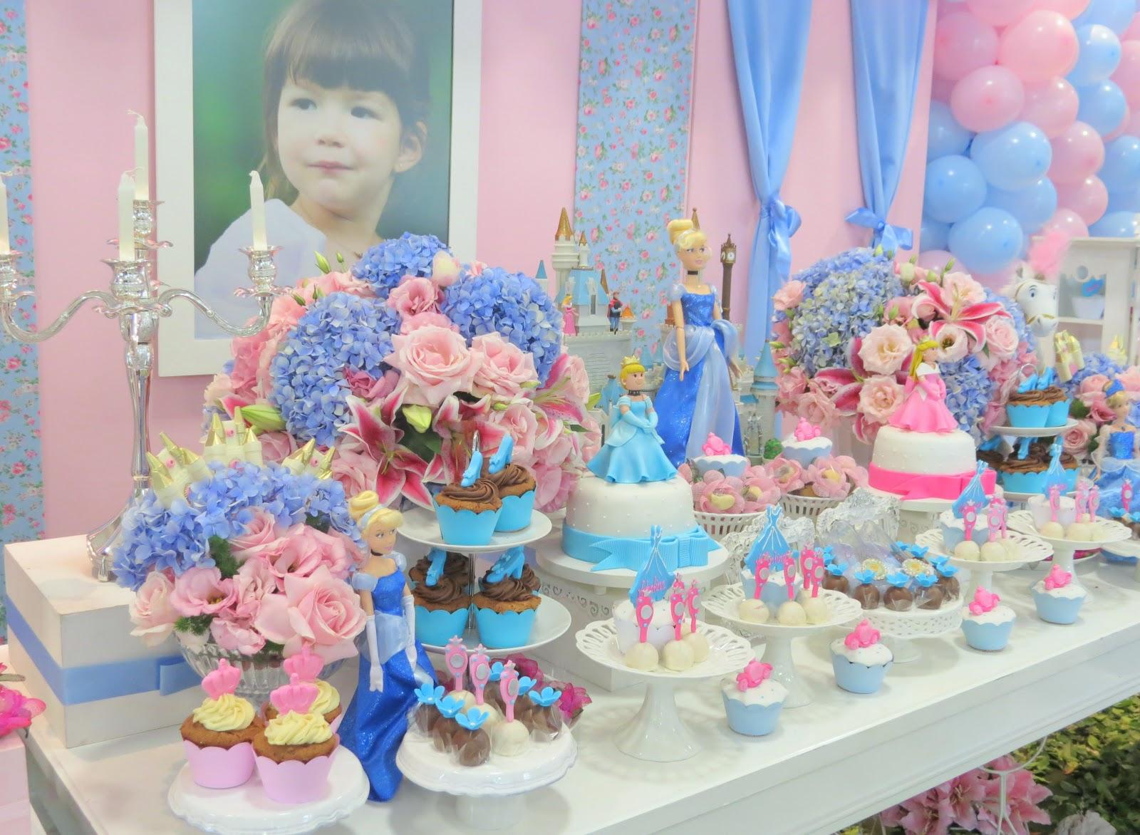 Enfeites De Mesa Para Festa Infantil Fotos