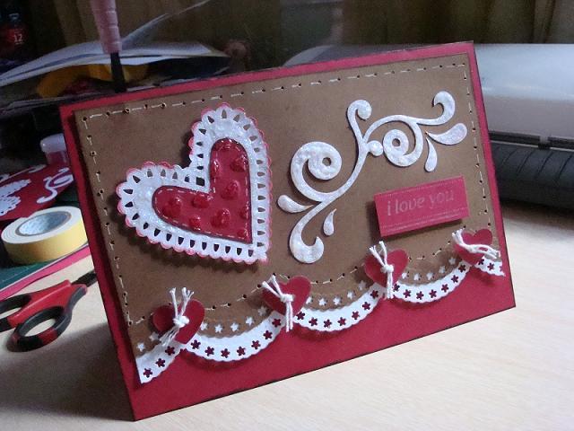 Artesanato para o Dia dos Namorados 3