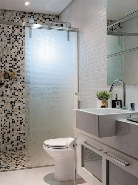 Decoração de Banheiros Pequenos 2