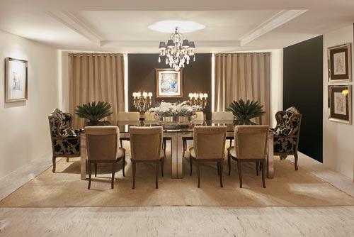decoracao de sala luxo:Decoração de Casas de Luxo – Fotos 4