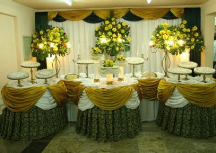 Decoração de Festa de Casamento 7