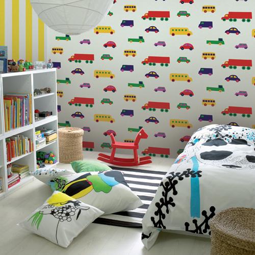 decoracao-parede-carros-imagens