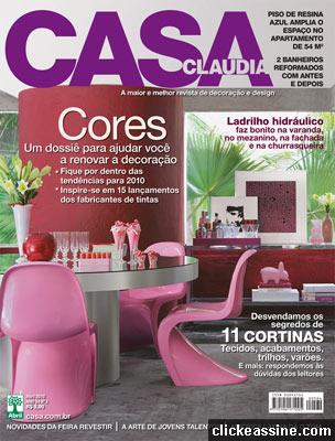 Revistas de Decoração