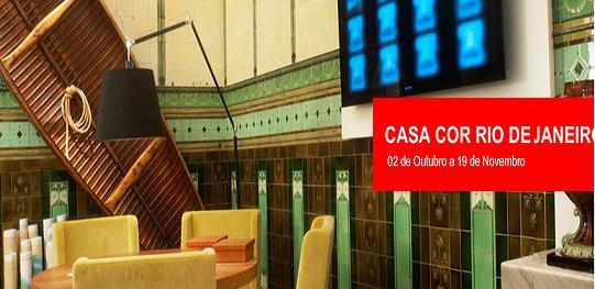 Casa Cor Rio de Janeiro 2012