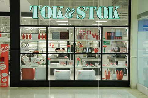 Ponta de Estoque Tok & Stok