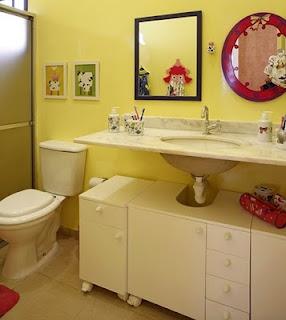 Armários para Banheiros Pequenos 3