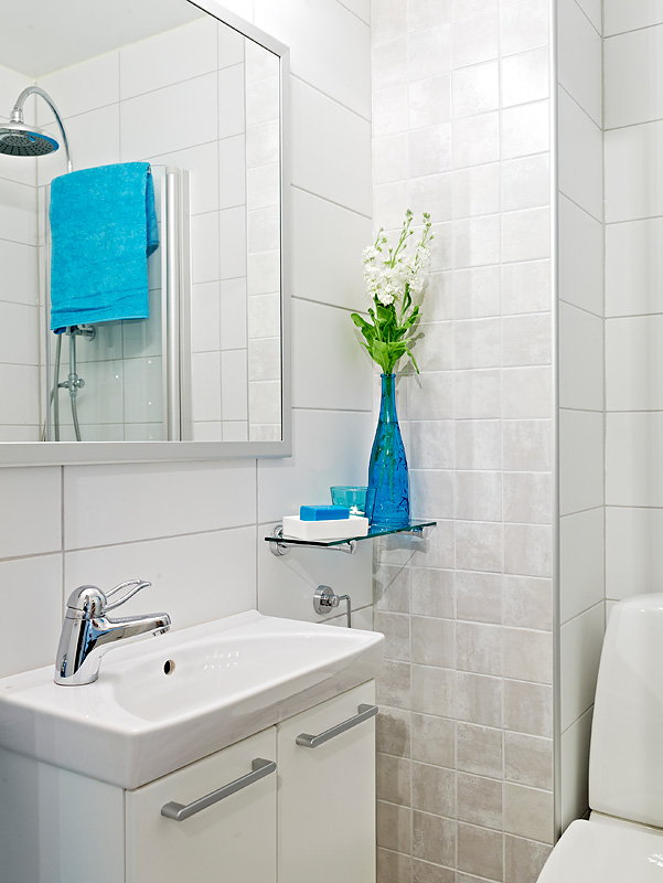 DECORAÇÃO BANHEIRO -> Decoracao De Banheiros Super Pequenos