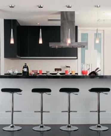 Banquetas para Cozinha Americana - Fotos