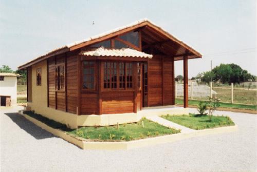 Casas de Madeira - Fotos 2