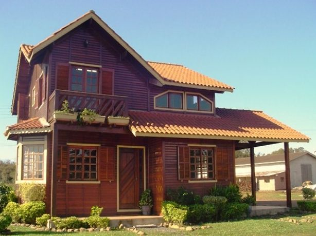 Casas de Madeira - Fotos 5