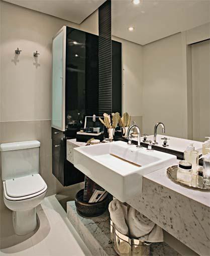Decoração para Banheiros Pequenos - Fotos