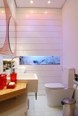Decoração para Banheiros Pequenos - Fotos 2