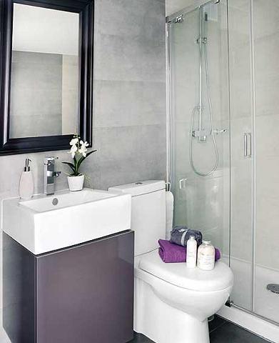 Decoração para Banheiros Pequenos - Fotos 4