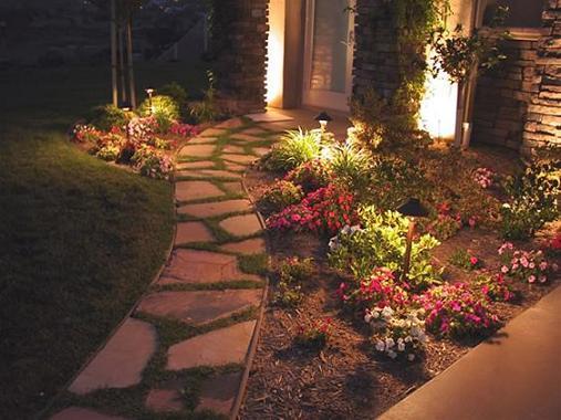 Dicas de Iluminação Jardins