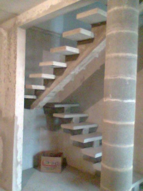 Fotos de escadas pré-moldadas 5