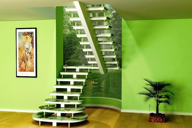 Fotos de escadas pré-moldadas 6