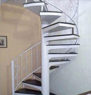 Fotos de escadas pré-moldadas
