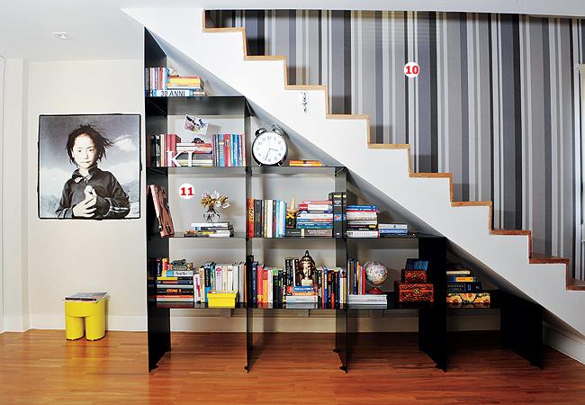 Decorar embaixo da Escada 2
