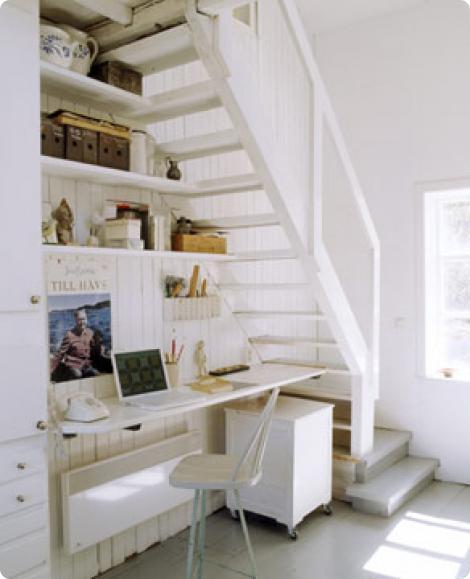 Decorar embaixo da Escada 5