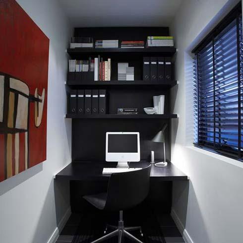 Decorar ambiente de trabalho... em casa 3