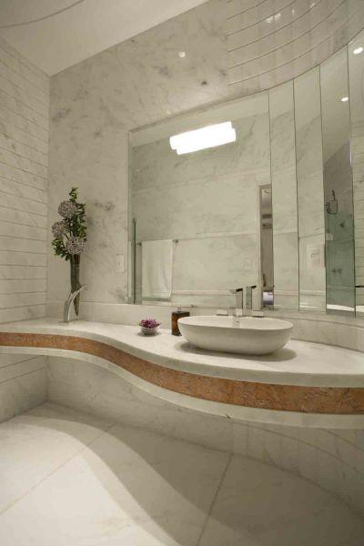 Banheiros modernos e econômicos 4