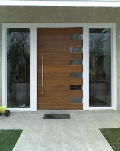 Decorar porta principal