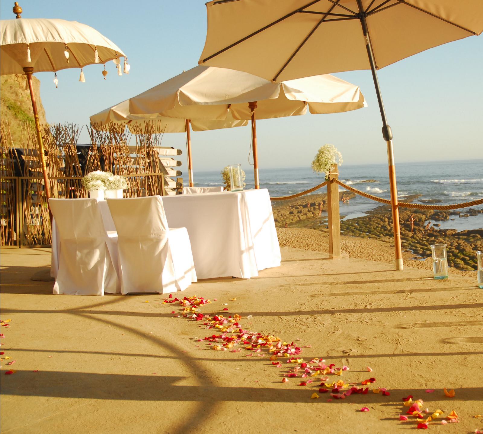 Casamento na praia 2