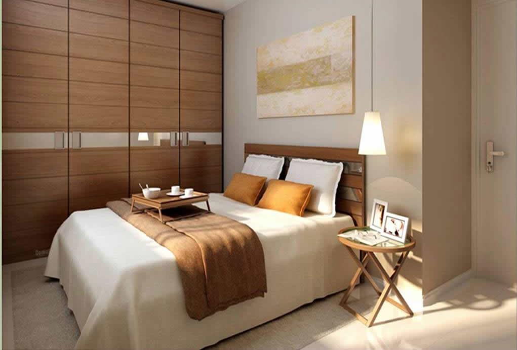 Como transformar o quarto em uma suíte de hotel 2