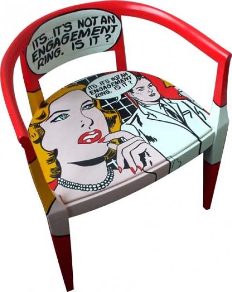 Cadeiras Decorativas 4