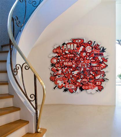 Grafite em casa 5