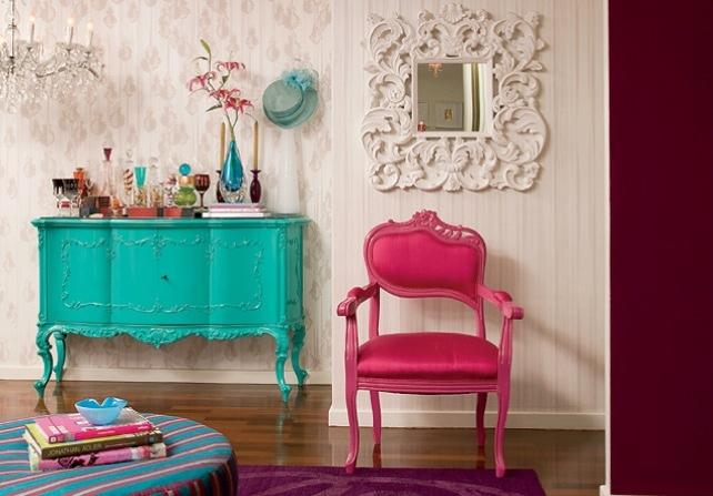 Cadeiras Decorativas 5
