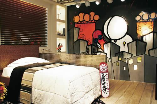 Grafite em casa 7