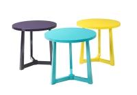 Mesas de apoio Coloridas 3