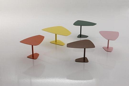 Mesas de apoio Coloridas 2