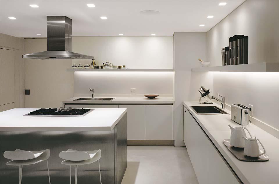 Iluminação da cozinha 2