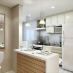 Casa pequena, cozinha pequena 3