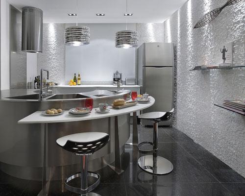 Casa pequena, cozinha pequena 5