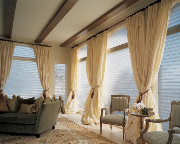 Persianas e cortinas na decoração 2