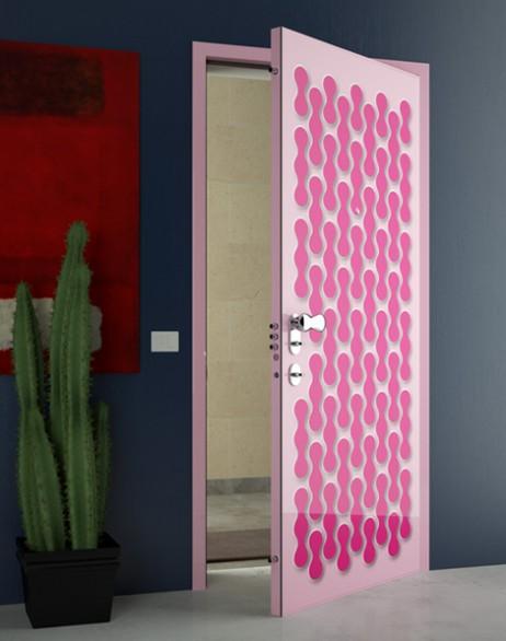 Portas decoradas 2