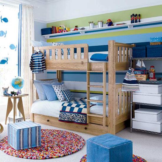 Mais espaço no quarto das crianças 3