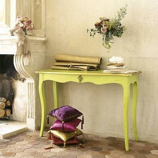 Como combinar móveis coloridos na decoração 8