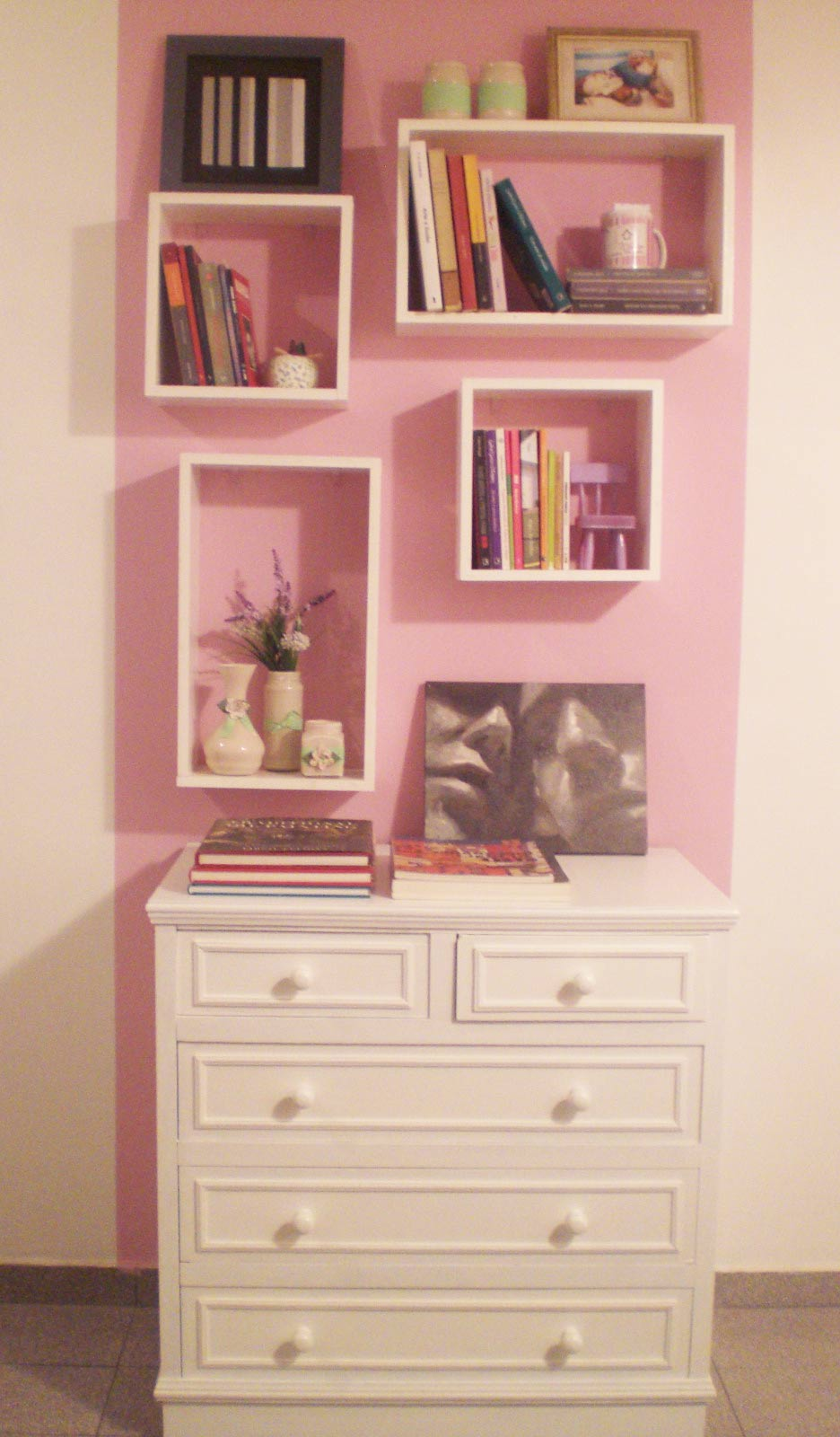 Nichos para decorar e organizar 3