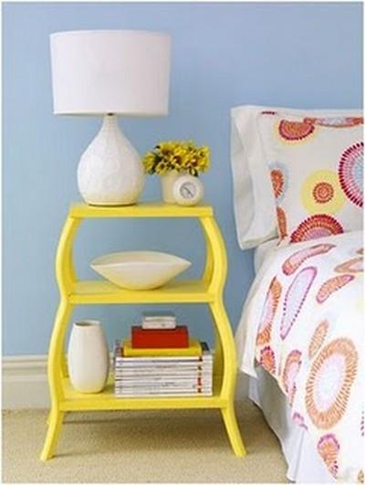 amarelo na decoração 4
