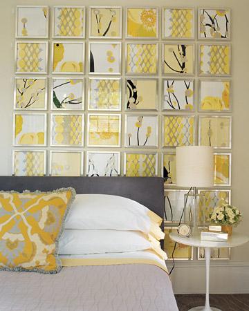 amarelo na decoração 6