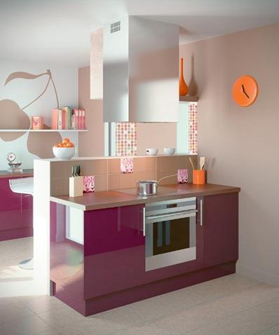 Cores na cozinha 5