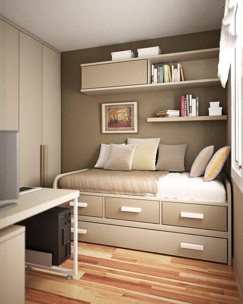 Decoração do apartamento 3