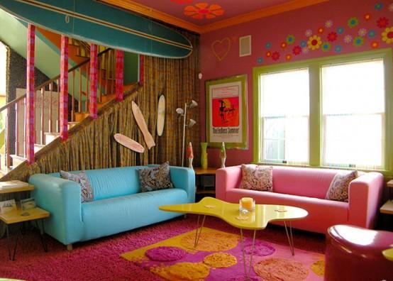 Estilo Hippie na decoração