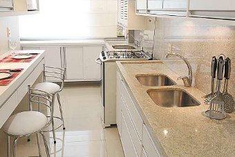 Cozinha e Área de Serviço integradas 2