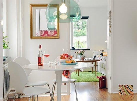 Conforto e personalidade em um apartamento pequeno 3